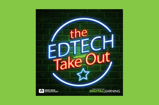 The Edtech Take Out Podcast Logo